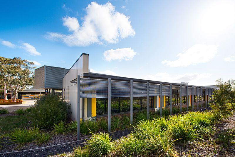 Catholic Regional College, Melton, Year 7 Building